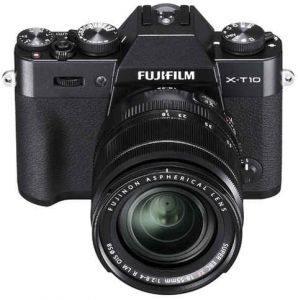 Фотоаппарат Fujifilm X-T10 Kit XF18-55mm F2.8-4 R LM OIS Black Витрина