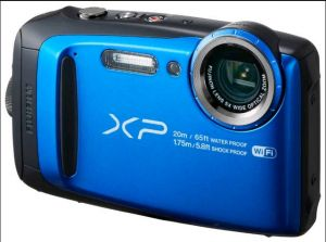 Фотоаппарат Fujifilm FinePix XP120 blue