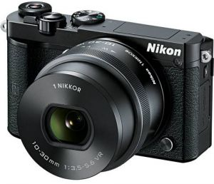 Фотоаппарат Nikon 1 J5 Kit VR 10-30mm PD-Zoom Black