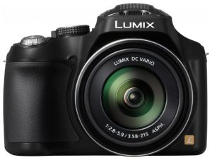 Фотоаппарат Panasonic Lumix DC-FZ72 black