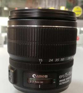 Объектив Canon EF-S 15-85mm IS USM