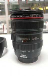 Объектив Canon EF 24-105mm f/4.0L IS USM Б/У