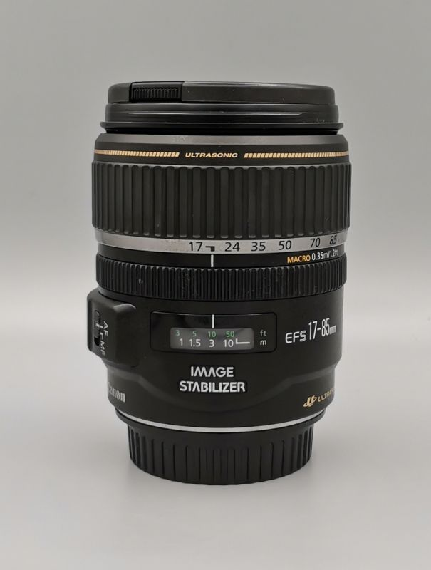 Объектив Canon EF-S 17-85mm IS USM