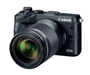 Фотоаппарат Canon EOS M6 Kit EF-M 18-150mm IS STM Black