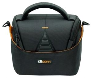 Сумка Dicom Utah 18 black/orange