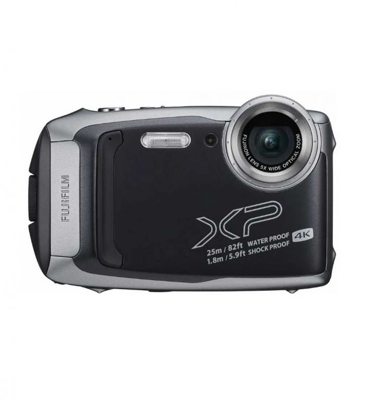 Фотоаппарат Fujifilm FinePix XP140  Dark Silver