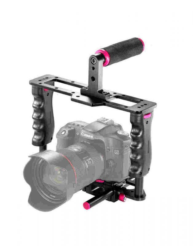 Клетка для камеры Neewer Camera Cage Kit  с Ручкой