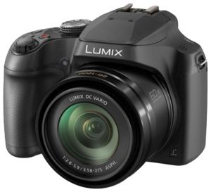 Фотоаппарат Panasonic Lumix DC-FZ82 black