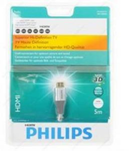 Кабель HDMI 1.3 Philips SWV3434S/10 (5 метров)