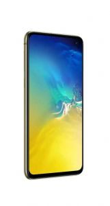 Смартфон Samsung Galaxy S10e 6/128GB yellow/цитрус