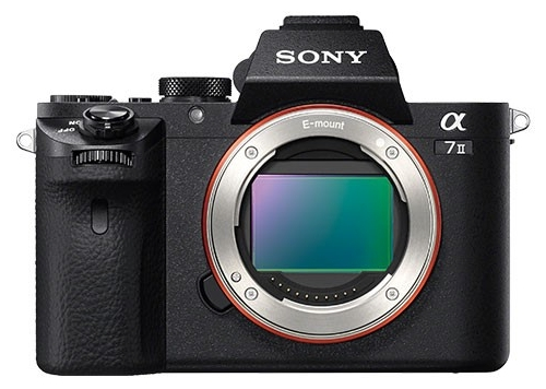 Фотоаппарат Sony Alpha ILCE-7M2 Body